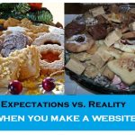 Websites: Expectations vs. Reality